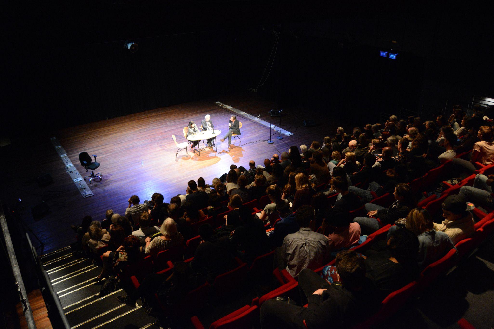 Livestream theater