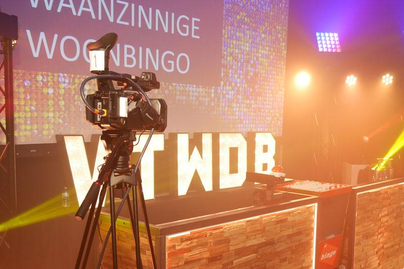Livestream bingo